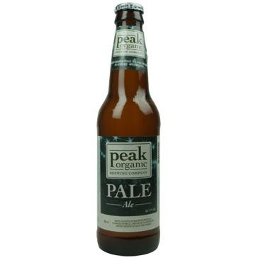 Peak Organic – Pale Ale 35,5cl