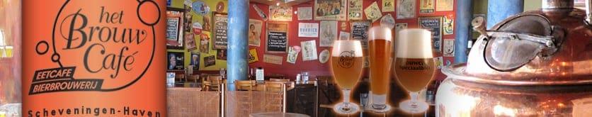 Brouw Bok, Het Brouwcafé Scheveningen/Den Haag