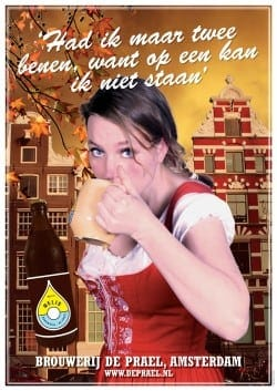 Nelis Herfstbok van Brouwerij de Prael