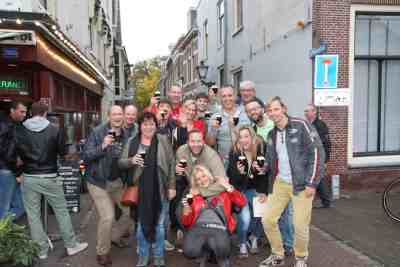 Bierwandeling op maat voor groepen