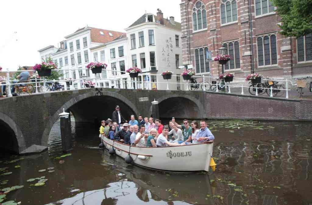 Bier en Bitterballentocht in Leiden