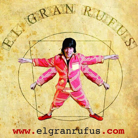 LOGOTIPO El Gran Rufus