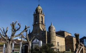 Iglesia del Santo en Bembibre