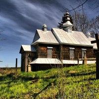 Greckokatolicka cerkiew w Jałowem
