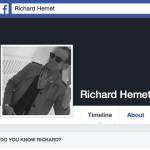 Michael Ostern Scam Fake Facebook Account