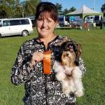 Rocky Mountain's Sir Remington wins Best of Breed at Tuxedo Park Kennel Club