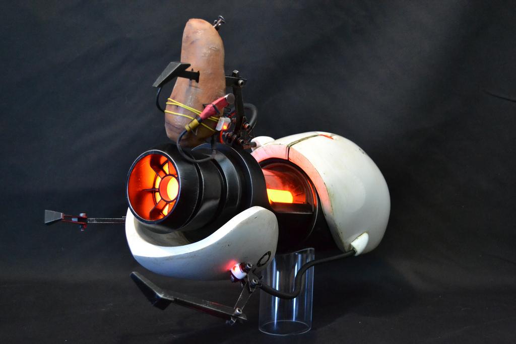 Mass Effect Fall Wallpaper Do Want Portal 2 Gun W Potato Bifuteki