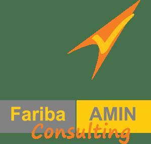Logo Fariba Amin