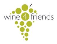 Logo wine4friends