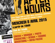 After Hours 8 avril