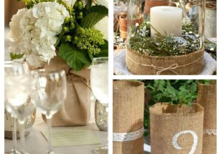 Fall Wedding Centerpieces Pumpkin Container