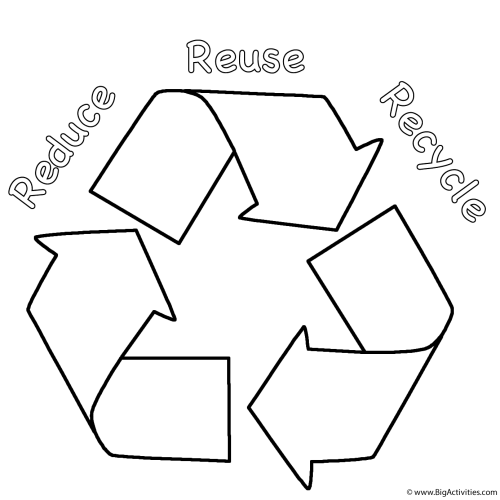 small resolution of Recycled Materials Worksheet   Printable Worksheets and Activities for  Teachers