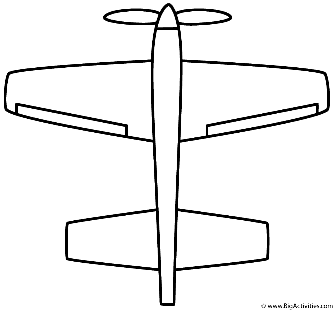 Simple Airplane