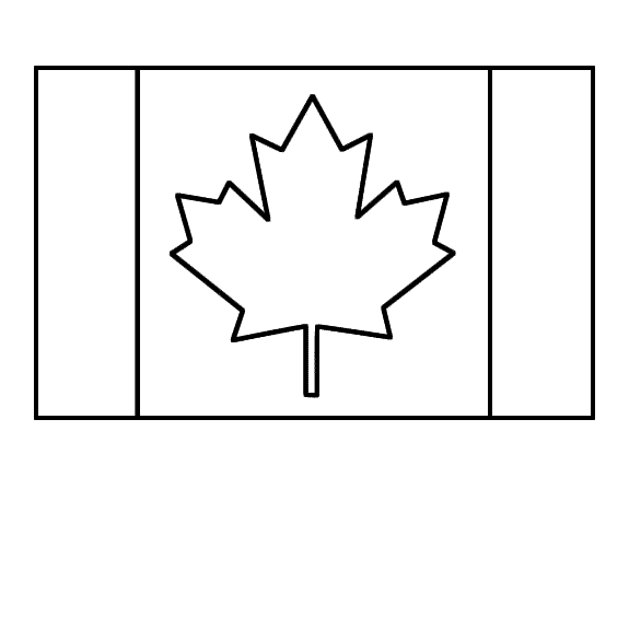 Canadian Flag Story Starters For Kids Remembrance Day