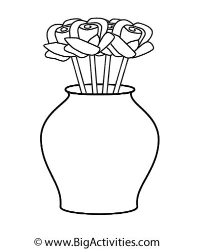 V Is For Vase