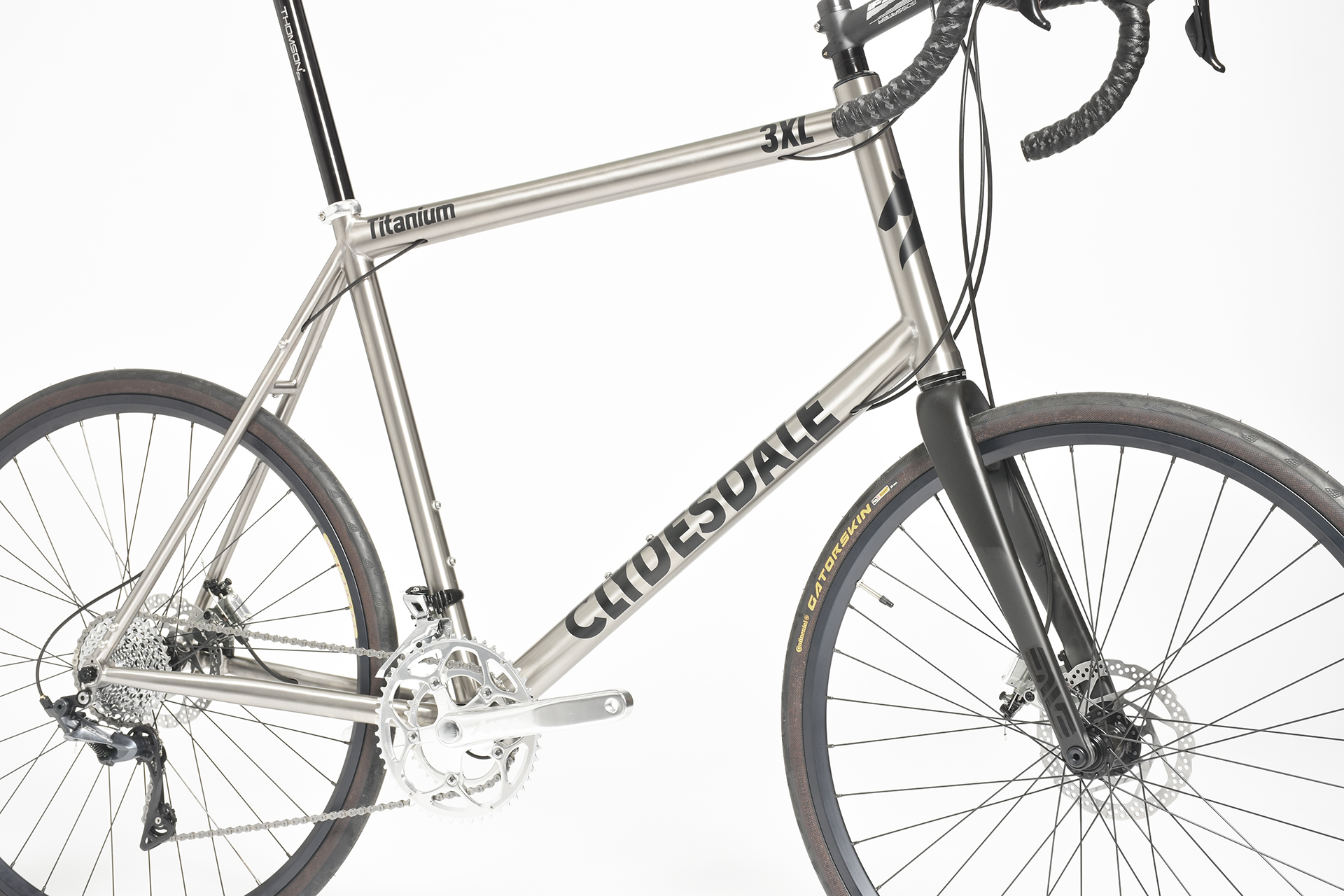 XXL Bike :: Clydesdale bike for tall guys designed by