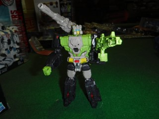Toy Review - Titans Return Blurr, Hardhead, Scourge and Skullsmasher