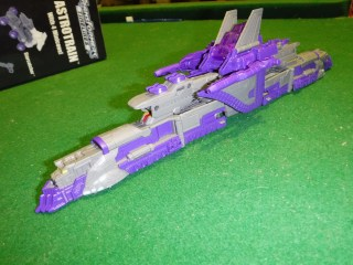 Toy Review - LG40 Astrotrain