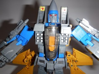 Toy Review - MP-11ND Dirge