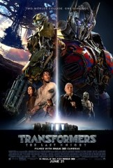 Movie Review - Transformers: The Last Knight