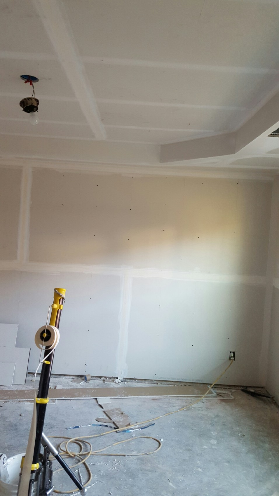 260 Drywall Finish Only