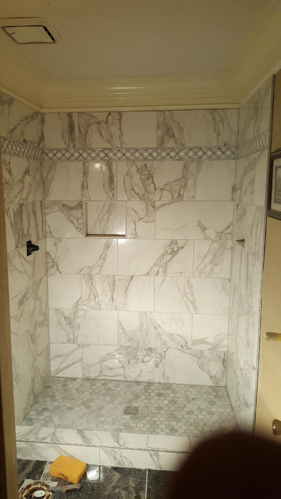 Puerta de vidrio pars baño