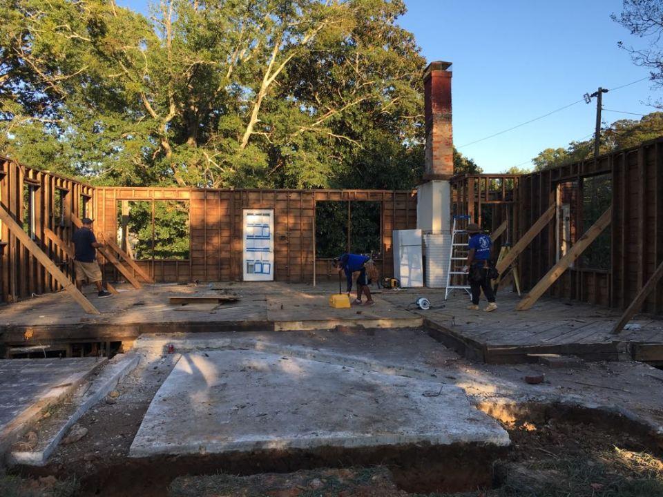 chase homes rebuild
