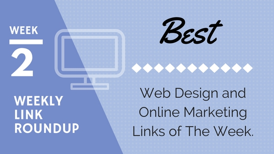 Best weekly web design links