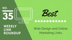 weekly design marketing roundup
