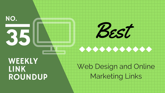 weekly design marketing roundup