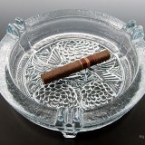Extreme size ashtray perfect for parties and patios.