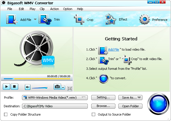 MP4 to Windows Movie Maker Converter