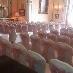 Chair Covers Hire Bolton Silver Banquet The Big Balloon Company Leigh Lancashire Wedding Mushroom Colour Sash On Lycra