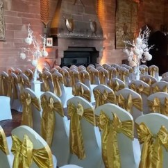 Chair Covers Hire Bolton Cheap Armchair The Big Balloon Company Leigh Lancashire Wedding Gold
