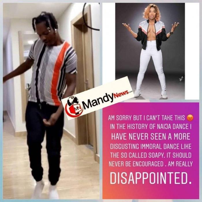 Naira Marley Strikes Back At Kaffy After Rubbishing His Dance (Video)