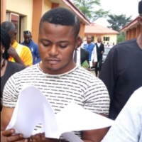 Soldier Who Raped AAU Student Says He Is Mentally Unstable, Begs For Bail