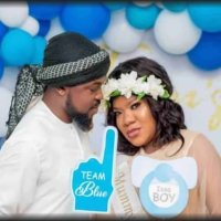 Photos From Toyin Abraham's Baby Shower In Dubai