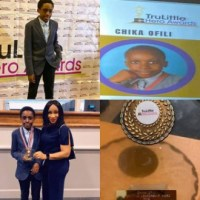 12 Year Old Nigerian Boy Wins Special Recognition Award For Discovering A New Mathematics Formula