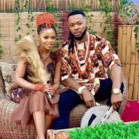 Caption New Photo Of Flavour And Chidinma