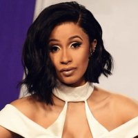 Cardi B Complains About Nigeria's Electricity As She Arrives Lagos (Video)