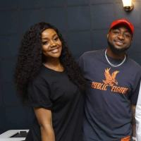 Check What Davido Saved Chioma's Number As On His Phone