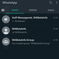 WhatsApp's Dark Mode Arrives In Latest Android Beta (Download)