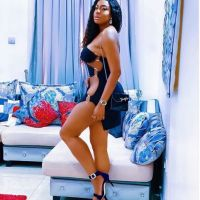 Chika Ike Goes Underwear Free In New Photo