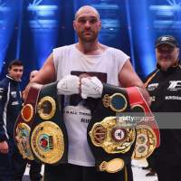 Heavyweight Fighters Ranked After Fury & Wilder's Fight (See Joshua's Position)