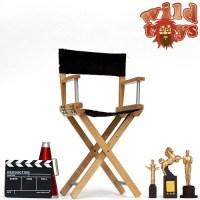 ACI Toys - 1/6 Scale Wild Toys Director Chair ...