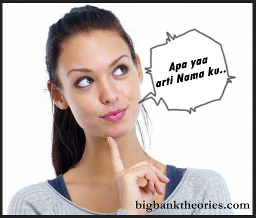 Nama - Nama Orang Indonesia