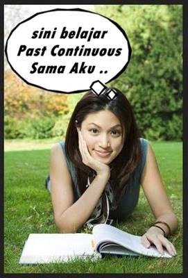 Pengertian Dan Contoh Kalimat Past Continuous Tense