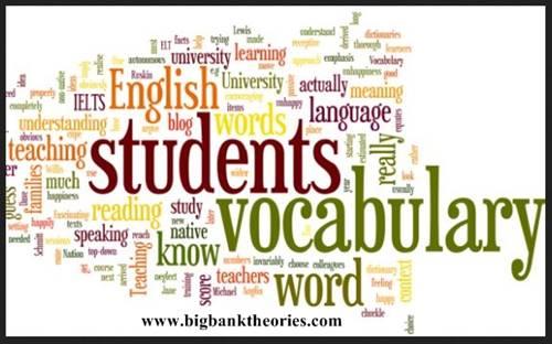 Tes Vocabulary