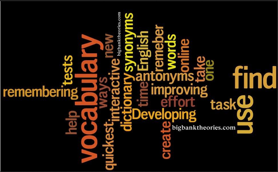 Latihan Soal Vocabulary Bahasa Inggris SMP