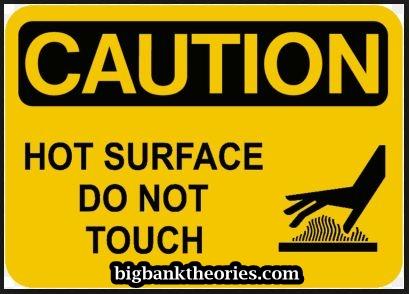 Contoh Caution